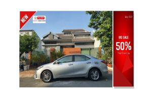 🔥 Thanh Lý Corolla Altis 1.8G CVT xe đẹp - Gía Tốt 🔥