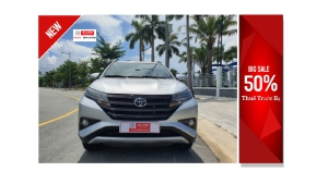 📌 Thanh Lý Toyota Rush Nhập- xe đẹp - Gía Tốt - Khuyến mãi khủng