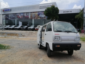 Suzuki carry blind van (kinh tế - hiệu quả - bền bỉ