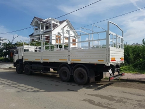 Kamaz 6540 thùng 8,9M