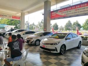 Toyota Sure Bình Dương - Đại lý xe Toyota đã qua sử dụng bán xe Toyota cũ giá rẻ tại Bình Dương