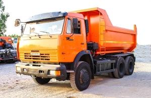 Xe ben kamaz 65115 oval nhập khẩu Châu Âu giá ưu đãi mùa dịch