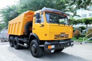 Xe ben kamaz 65115 VAT nhập khẩu Châu Âu Giá Ưu Đãi Mùa Dịch