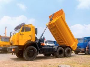 kamaz 65115 thùng oval 10.3 m3
