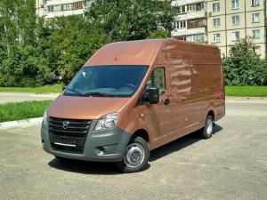 Xe van GAZ nhập khẩu nguyên chiếc từ NGA, tải 945KG ra vào thành phố 24/24 không lo cấm tải cấm giờ