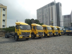 Bán xe tải 3 chân Thaco tải trọng 14 tấn tại Hải Phòng