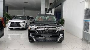 BánToyota Land Cruiser VXS 5.7L MBS 4 chỗ, sản xuất 2021, xe giao ngay