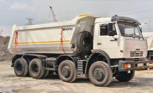 kamaz 6540 xe ben thùng 15m3