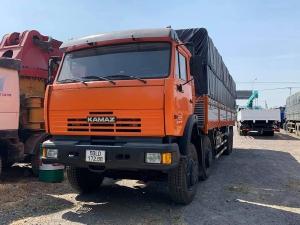 Tải thùng Kamaz 20 tấn