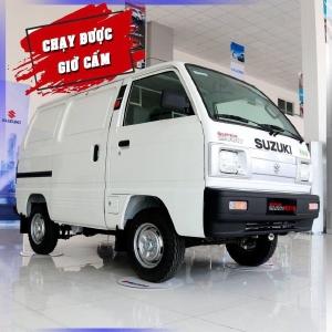 Bán Suzuki Blinvan xe tải thành thị đi giờ cấm