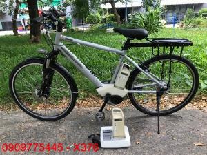 Xe đạp trợ lực thể thao Yamaha – hàng Nhật bãi