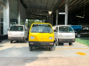 Suzuki xe tải nhẹ từ 500kg - 900kg