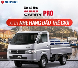 Xe Tải Nhẹ  Suzuki Carry
