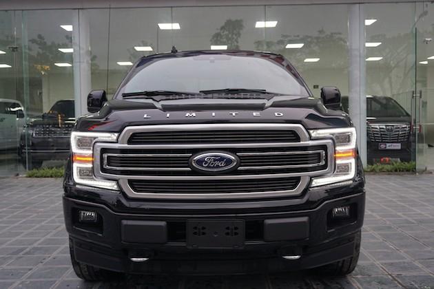 Ford F150 Limited 2019 | Nhập Mỹ Nguyên Chiếc | Giao Ngay Toàn Quốc 0