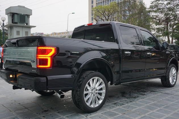 Ford F150 Limited 2019 | Nhập Mỹ Nguyên Chiếc | Giao Ngay Toàn Quốc 2
