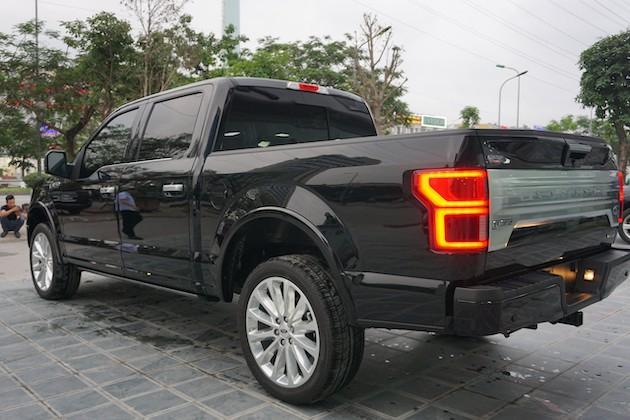 Ford F150 Limited 2019 | Nhập Mỹ Nguyên Chiếc | Giao Ngay Toàn Quốc 3