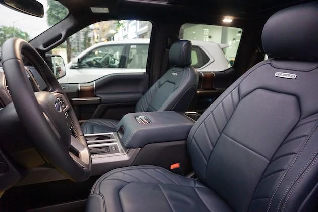 Ford F150 Limited 2019 | Nhập Mỹ Nguyên Chiếc | Giao Ngay Toàn Quốc 5