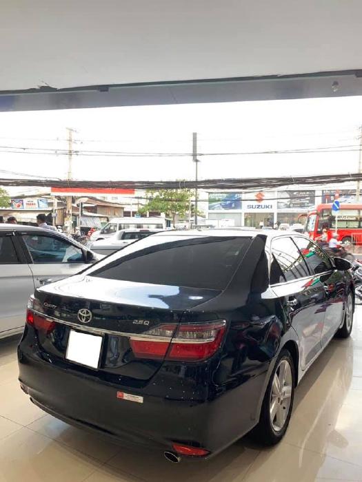 Toyota Camry 2.5 Q 2016 1