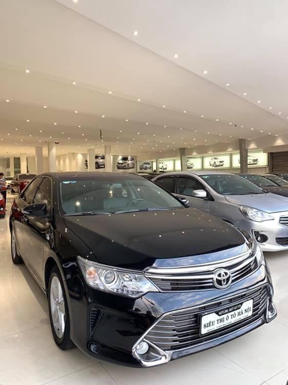 Toyota Camry 2.5 Q 2016 6