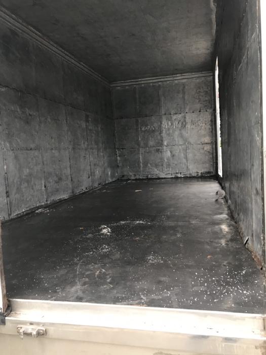 bán xe tải isuzu nmr đời 2011 thùng kín 4