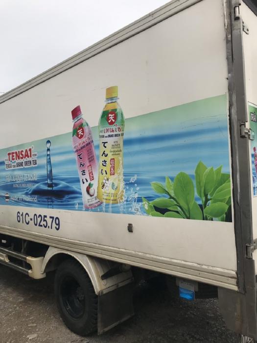 bán xe tải isuzu nmr đời 2011 thùng kín 5