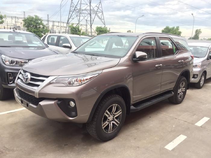 Bảng Giá Fortuner 2019 Tại Toyota An Thành Bình Chánh, Khuyến Mãi Khủng, Xe Có Sẳn, Nhận Xe Ngay Trong Tuần