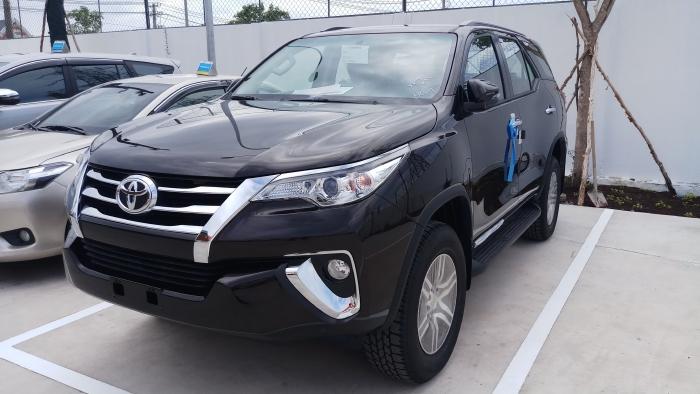 Báo Giá Mới Nhất Toyota Fortuner 2.4G AT Số Tự Động, Giá Cực Tốt, Xe Có Sẳn, Hỗ Trợ Trả Góp, Giao Ngay 0
