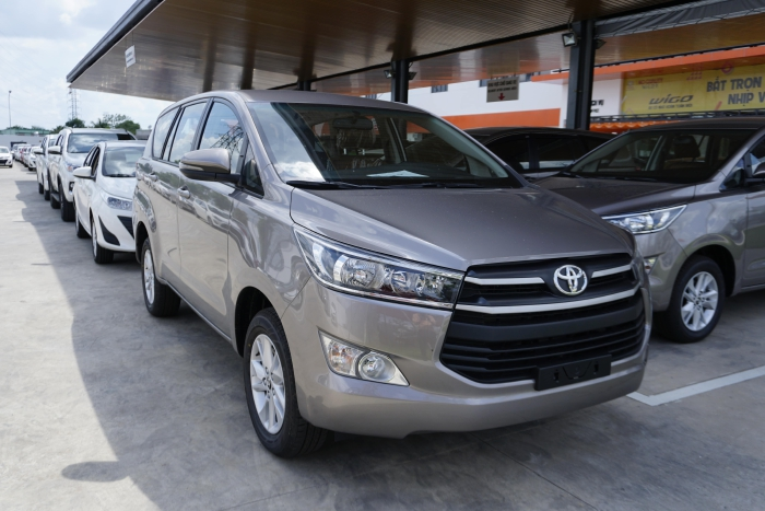 Bảng Báo Giá Innova Mới Nhất Tại Toyota Bình Chánh, Xe Đủ Màu, Giao Ngay, Khuyến Mãi Khủng, Hỗ Trợ Trả Góp
