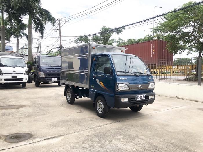 Giá xe tải 850kg, xe tải towner800, towner850a, xe tải nhỏ thaco trường hải, hỗ trợ trả góp 75% giá trị xe. 2