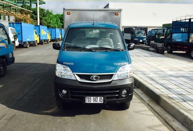 Trường Hải Thaco An Lac chuyên bán xe tải 990kg 900kg 880kg,giá xe tải 750kg,990kg, 650kg, mua xe trả góp. 2