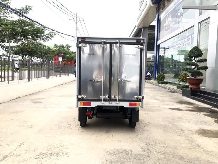 Giá xe tải 850kg, xe tải towner800, towner850a, xe tải nhỏ thaco trường hải, hỗ trợ trả góp 75% giá trị xe. 1
