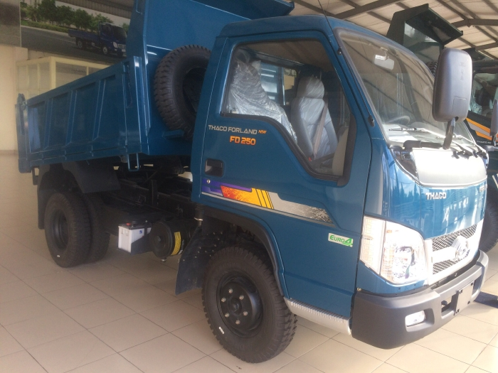 Bán xe ben THACO FD250.E4, xe ben Trường Hải 2,5 tấn đời 2019 giá tốt nhất tại Đồng Nai 1