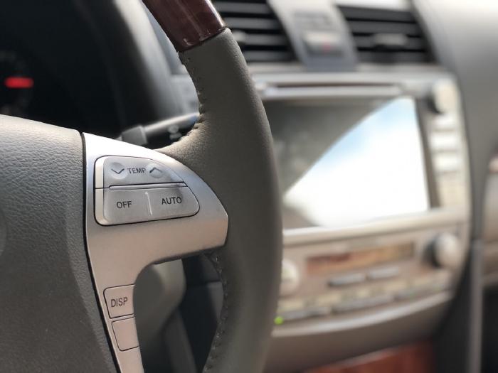 Bán Toyota Camry 2.4G 2009 màu đen, xe cũ 18