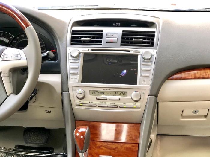 Bán Toyota Camry 2.4G 2009 màu đen, xe cũ 7