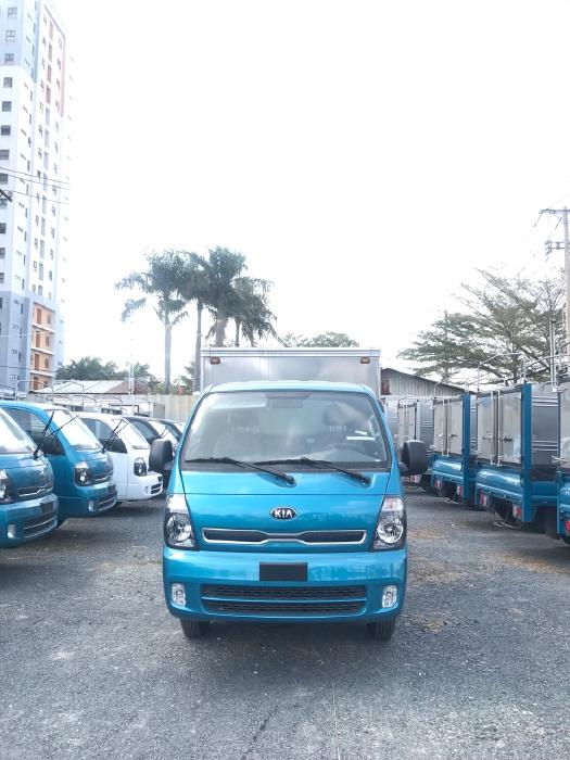 Cần bán xe tải KIA 2018 thùng mui bạt giá rẻ, hỗ trợ trả góp 75% giá trị xe. 5