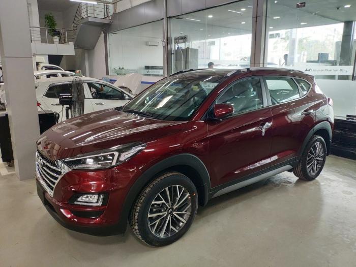 Giảm nóng 50% TTB - Hyundai Tucson Facelift 2020 mới - GIÁ HỜI MÙA COVID 0