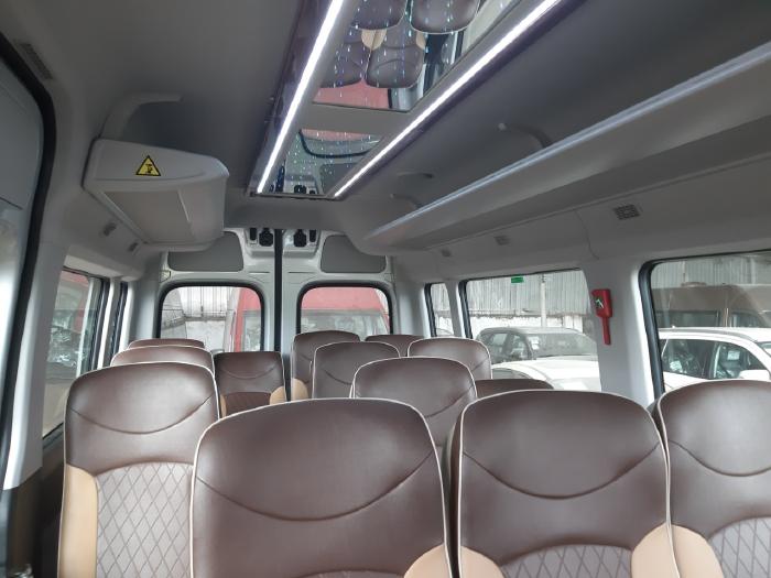 Xe Hyundai Solati Ghế Universe 2020, Xe Solati Ghế U Đủ Màu  Giao Ngay 1
