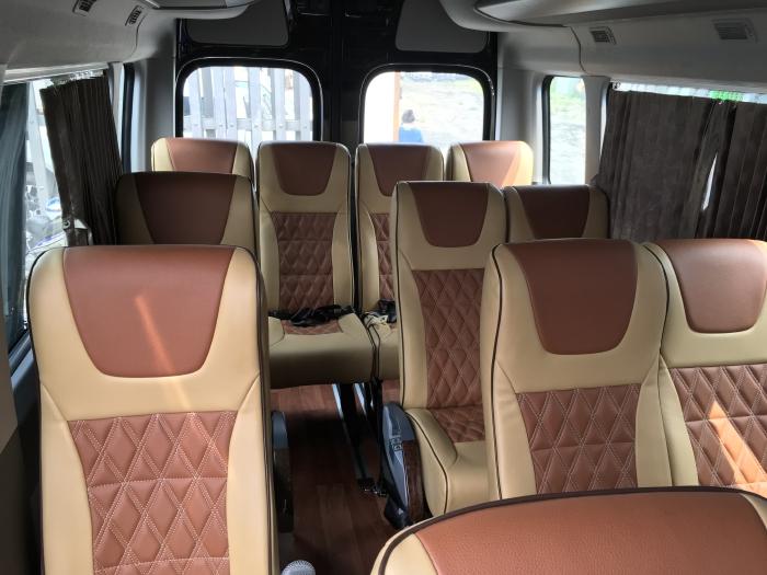 Hyundai Solati 2021 Ghế Universe Trả Góp, Solati Ghế U Giao Ngay