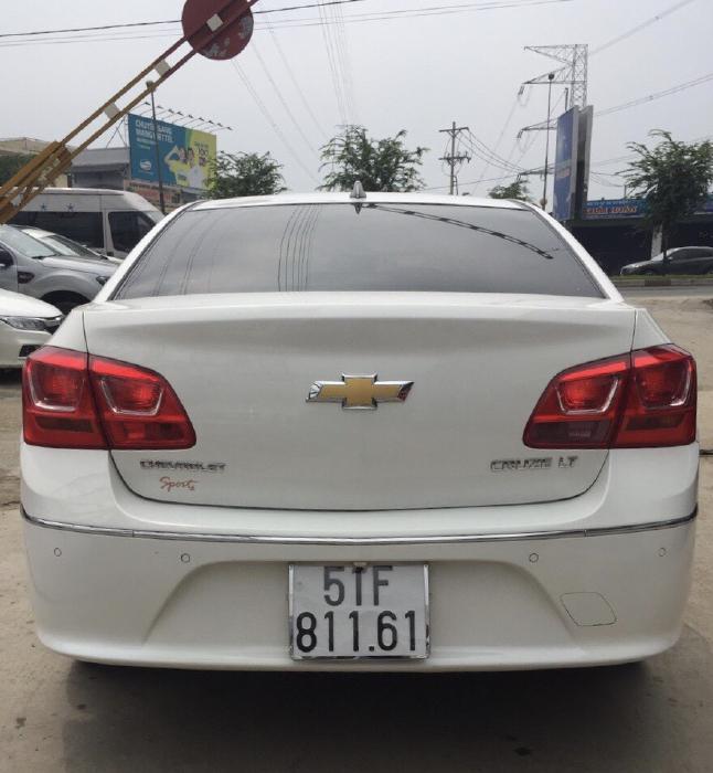 Bán Cruze sx 2016 MT bảo hành xe bán tại hãng 1