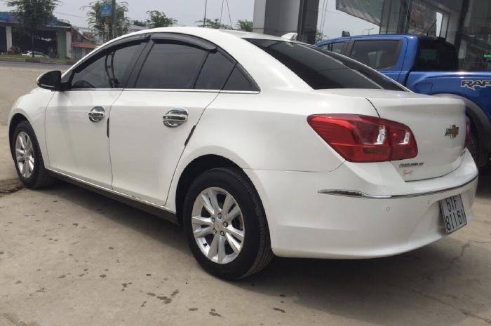 Bán Cruze sx 2016 MT bảo hành xe bán tại hãng 4