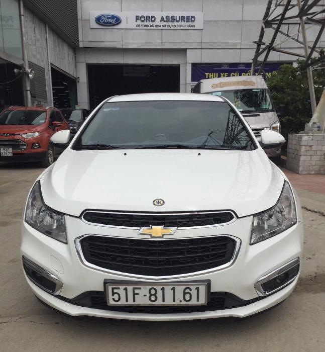 Bán Cruze sx 2016 MT bảo hành xe bán tại hãng 0