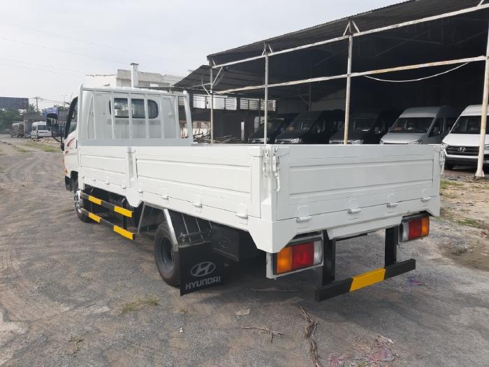 Giá Xe Tải 2.5 Tấn Hyundai N250SL 2021 Thùng Lửng