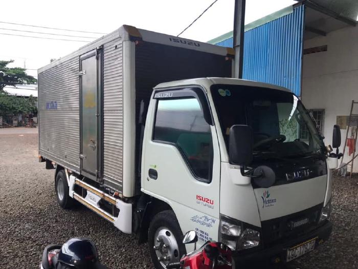 xe tải isuzu qkr tải trọng 1 tấn 9 đời 2015 5