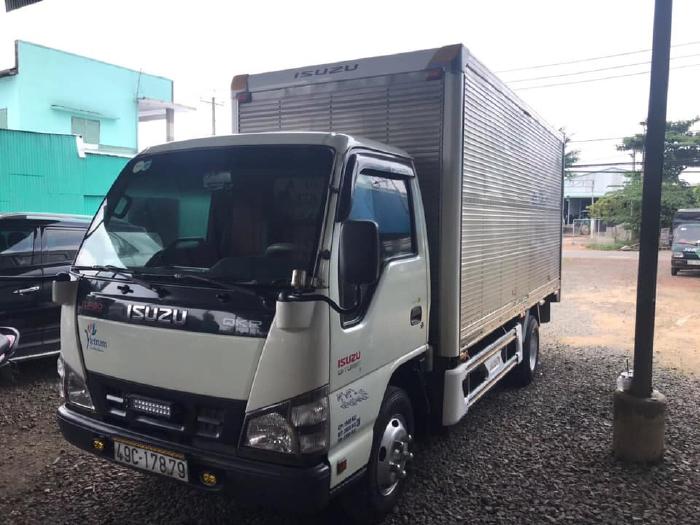 xe tải isuzu qkr tải trọng 1 tấn 9 đời 2015 2