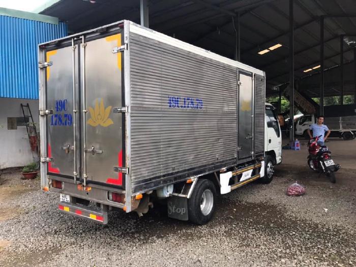 xe tải isuzu qkr tải trọng 1 tấn 9 đời 2015 3