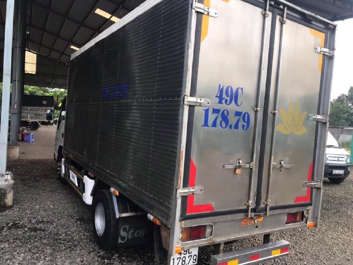 xe tải isuzu qkr tải trọng 1 tấn 9 đời 2015 4