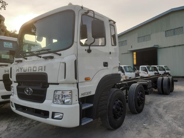 Giá Xe Tải Hyundai HD320 2019, Hyundai HD320 19 Tấn Giao Ngay 0
