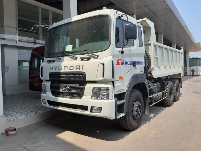Giá Xe Ben HD270 15 Tấn Trả Góp, Hyundai HD270 2020 Giao Ngay 0