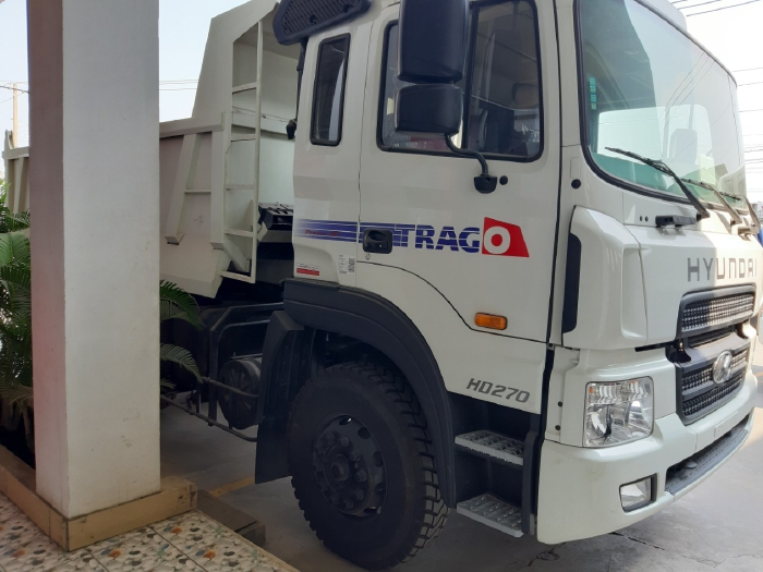 Giá Xe Ben HD270 15 Tấn Trả Góp, Hyundai HD270 2020 Giao Ngay 2