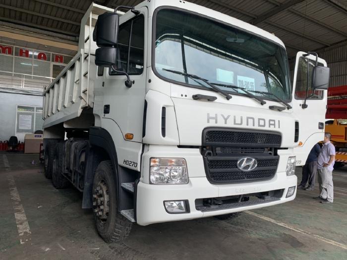 Giá Xe Ben 15 Tấn Hyundai HD270, Ben HD270 2020 Giao Ngay 1